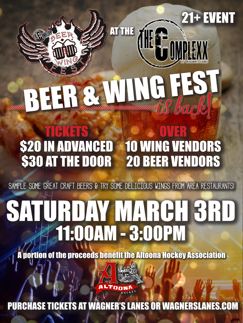 Beer and Wing Fest