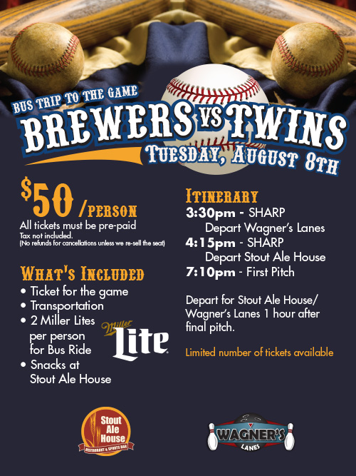Brewers vs Twins