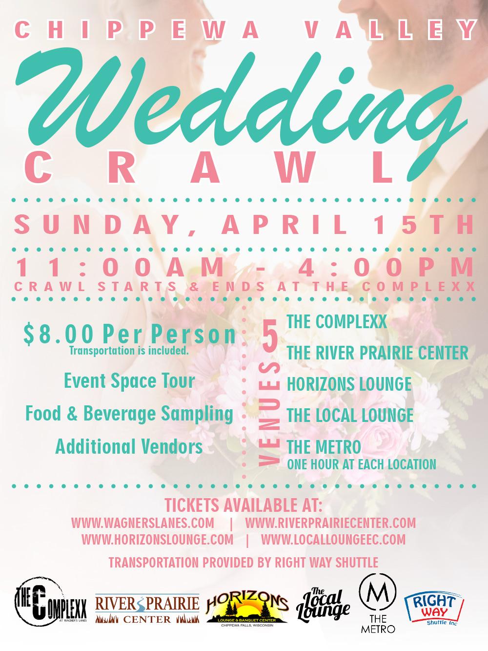 Wedding Crawl
