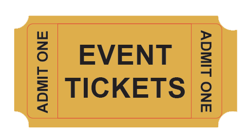 simple ticket vector